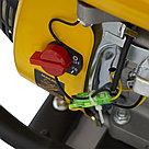 """Мотопомпа бензиновая для чистой воды PX-80, 7 л.с, 3"""", 1000 л/мин, глубина 8 м, напор 30 м Denzel, фото 10"""