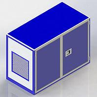 Мини-контейнер БК-1 нулевая комплектация
