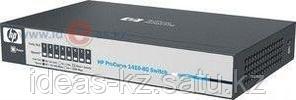 Коммутатор HP 1410-8G J9559A 8 портов RJ-45 10/100/1000  (размер пакета 64 байта)