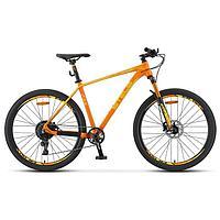 """Велосипед 27,5"""" Stels Navigator-770 D, V010, цвет оранжевый, размер 15,5"""""""
