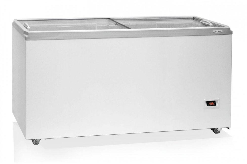 Бирюса-560DZQ прямое стекло