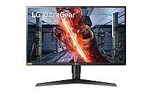 LG 27GL850-B Монитор LCD 27'' [16:9] 1920х1080(WQHD) IPS, nonGLARE, 360cd/m2, H178°/V178°, 1000:1