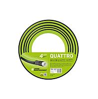 Садовый шланг четырёхслойный QUATTRO 10-074 3/4(19мм) 15м | CELLFAST(Польша)