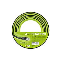 Садовый шланг четырёхслойный QUATTRO 10-075 3/4(19мм) 25м | CELLFAST(Польша)