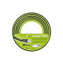Садовый шланг четырёхслойный QUATTRO 10-073 3/4(19мм) 50м   CELLFAST(Польша)