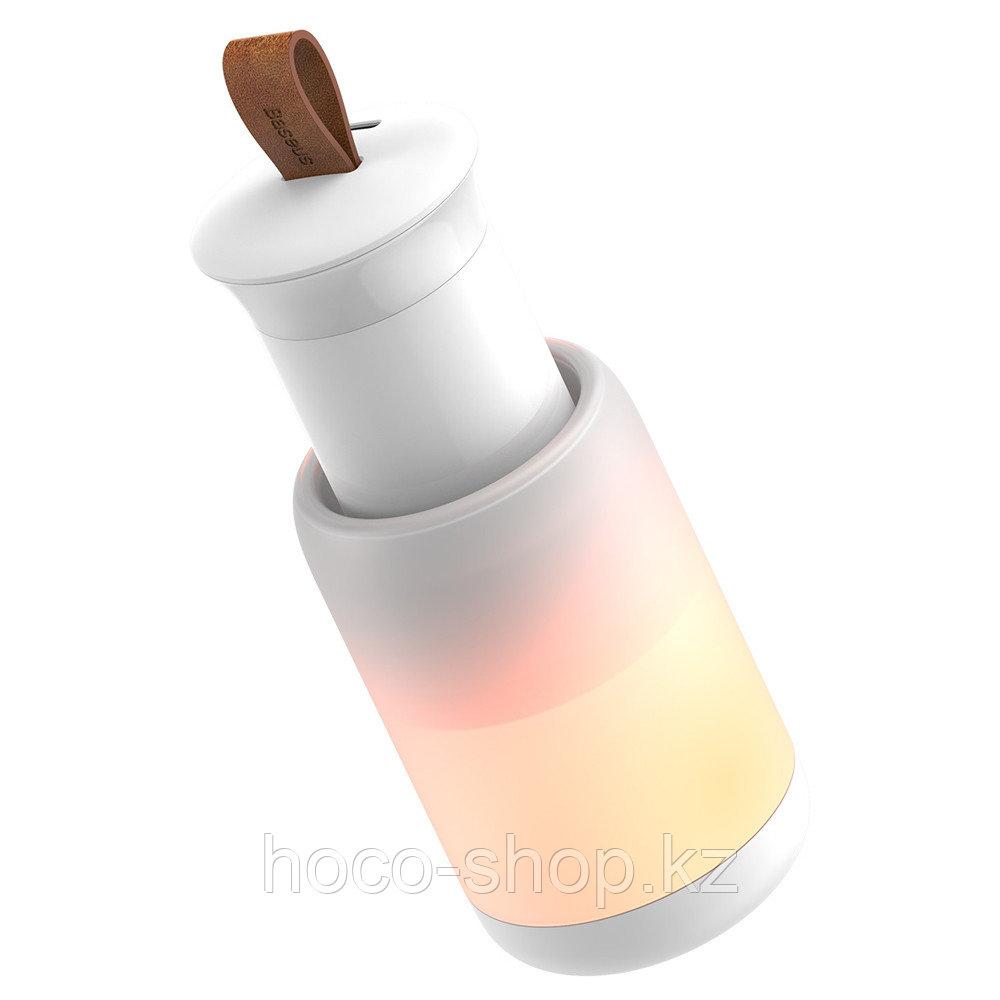 Портативная лампа  Baseus Starlit night car emergency light CRYJD01-A02 белый