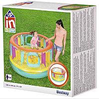 Детский надувной батут производства intex и bestway