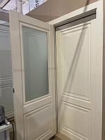 """Дверь межкомнатная глухая """"Венеция 4"""" магнолия"""