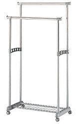Вешалка для одежды гардеробная Табыс EP 8608(серый цвет)