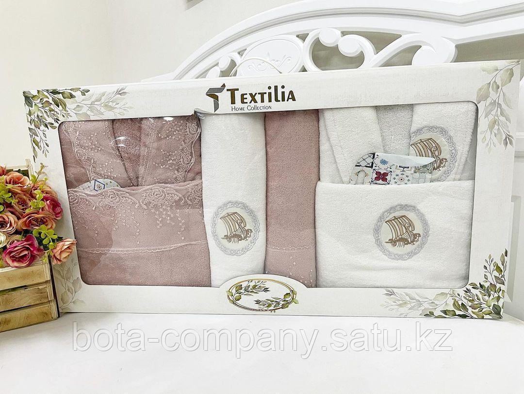 Банный набор муж и жена Textilia