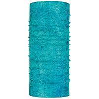 Бандана Buff CoolNet UV+ with InsectShield Neckwear Surya Turquoise
