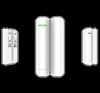 Датчик открытия Ajax DoorProtect Plus (белый)
