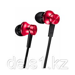 Наушники Xiaomi Mi Earphones Basic Красный
