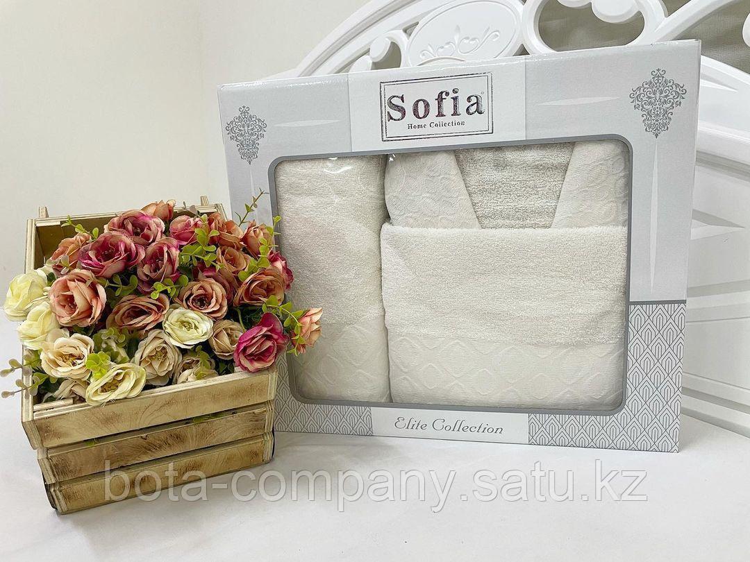 Банный набор 3в1  Sofia