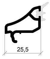 Штапик 25,5 мм (24 мм с/п) 3-1255