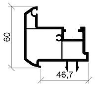 Штульп 60 мм 3-1017