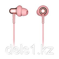 Наушники, 1More, Stylish Dual-dynamic Driver In-Ear Headphones E1025, Розовый