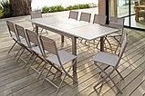 Обеденный стол для сада 3х1м Azua (раздвижной), фото 3