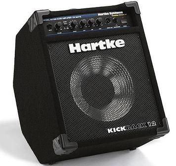 Комбоусилитель басовый Hartke HA1200