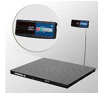 Весы платформенные 4D-PM-15/12-1000-A