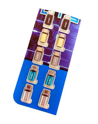 Переходник Micro USB (F) - USB Type-C (M)