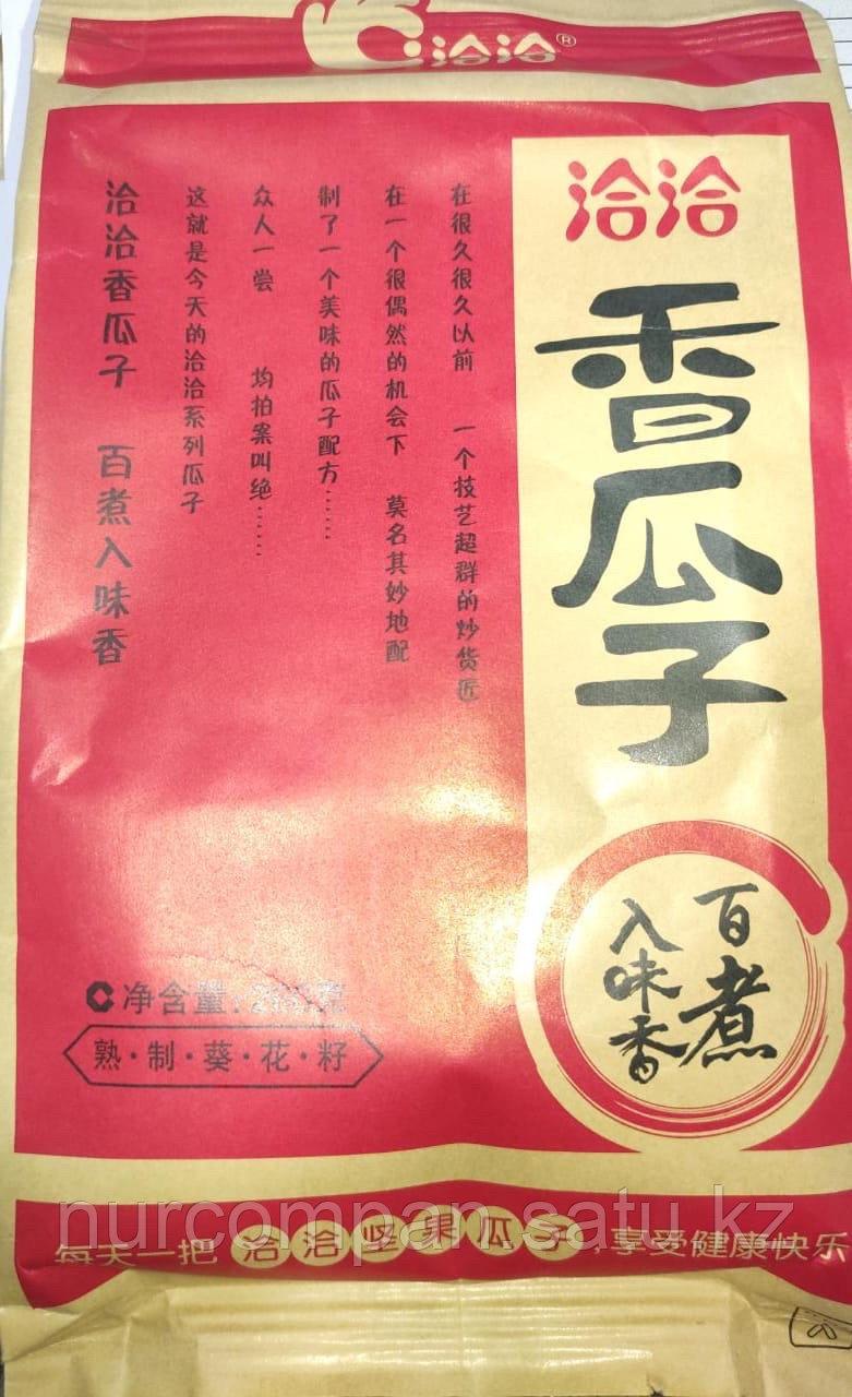 Семечки ChaCha со вкусом карамели