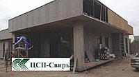 Вентилируемый фасад из Свирь