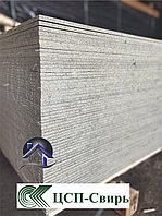 Цсп Цементно-стружечная плита 8 мм