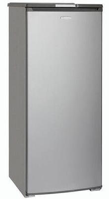 Холодильник с морозильником Бирюса M6 серебристый