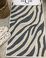 Плетённый коврик 2в1, фото 2