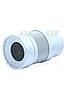 Удлинитель гибкий Ани Пласт для унитаза с выпуском 110 мм (25 ш/к) K 821