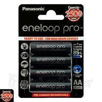 Аккумулятор PANASONIC Eneloop Pro AA 2500 mAh Япония Оригинал, фото 2