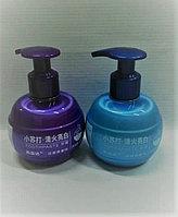 Зубная паста Toothraste с дозатором ( 220 мг) фиолетовый флакон