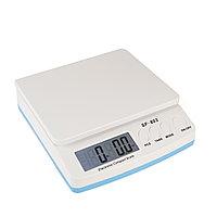 Кухонные весы MTG VSKLNR1 НПЗ 30 кг белый