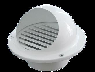 Диффузор круглый решетка-колпак D150