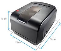 Термотрансферный принтер этикеток Honeywell PC42t, USB