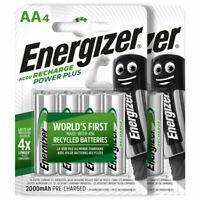 Аккумулятор ENERGIZER Power Plus АА/NH15 2000mAh бл/4шт Оригинал