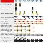 SK-16 S1 - набор изолированного инструмента электрика в скрутке, 13 предметов, фото 2