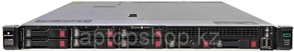 Сервер HPE DL360 Gen10 P23579-B21 1xXeon4214R(12C-2.4G)