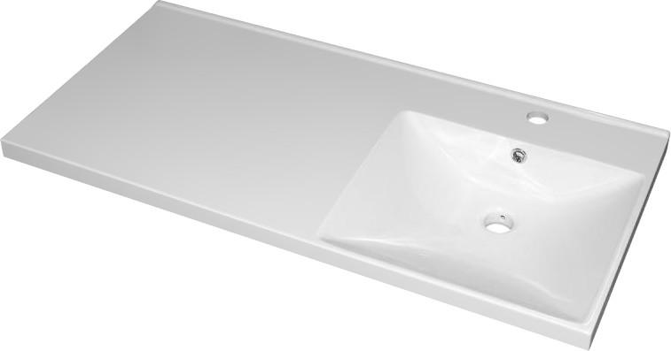 Мебельный умывальник Misty Мексика-105 R (правая) D М