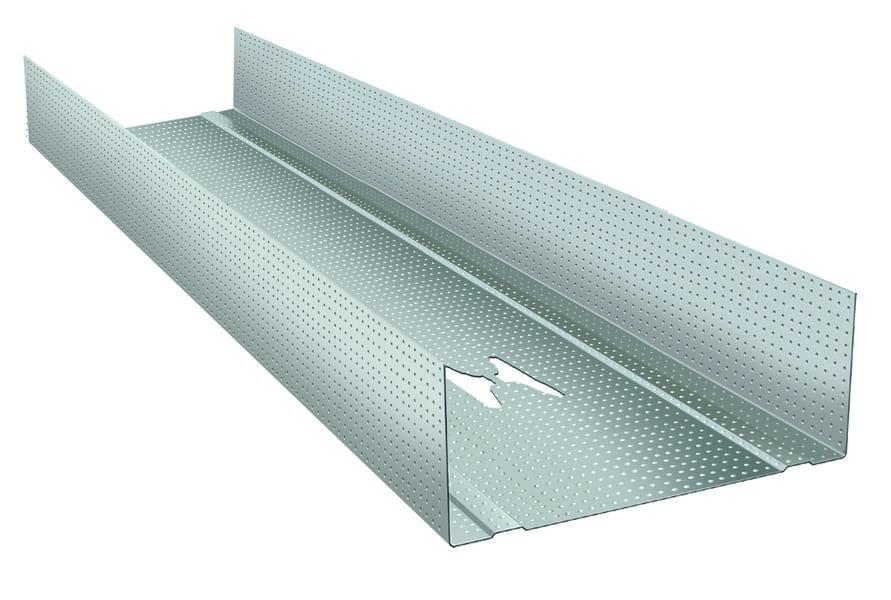 Стоечный профиль для гипсокартона ПП 100x50, 0,60 мм Темиртау