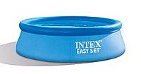 Бассейн надувной для дачи Intex Easy Set 244x61 см (28106NP)