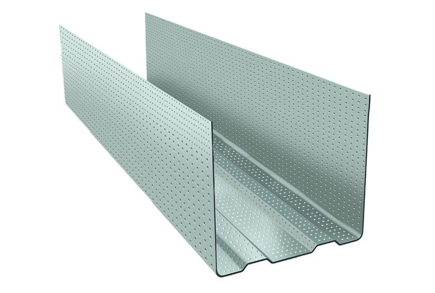 Направляющий профиль для гипсокартона ПН 50x40 0,60 мм Темиртау