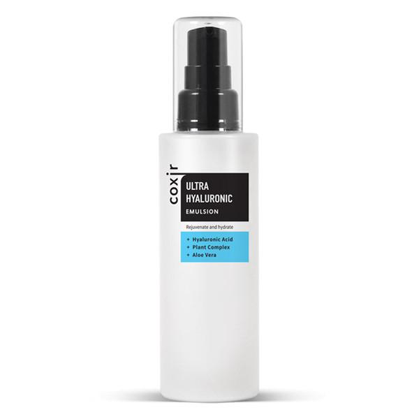 Coxir Увлажняющая эмульсия для лица с гиалуроновой кислотой Ultra Hyaluronic Emulsion / 100 мл.