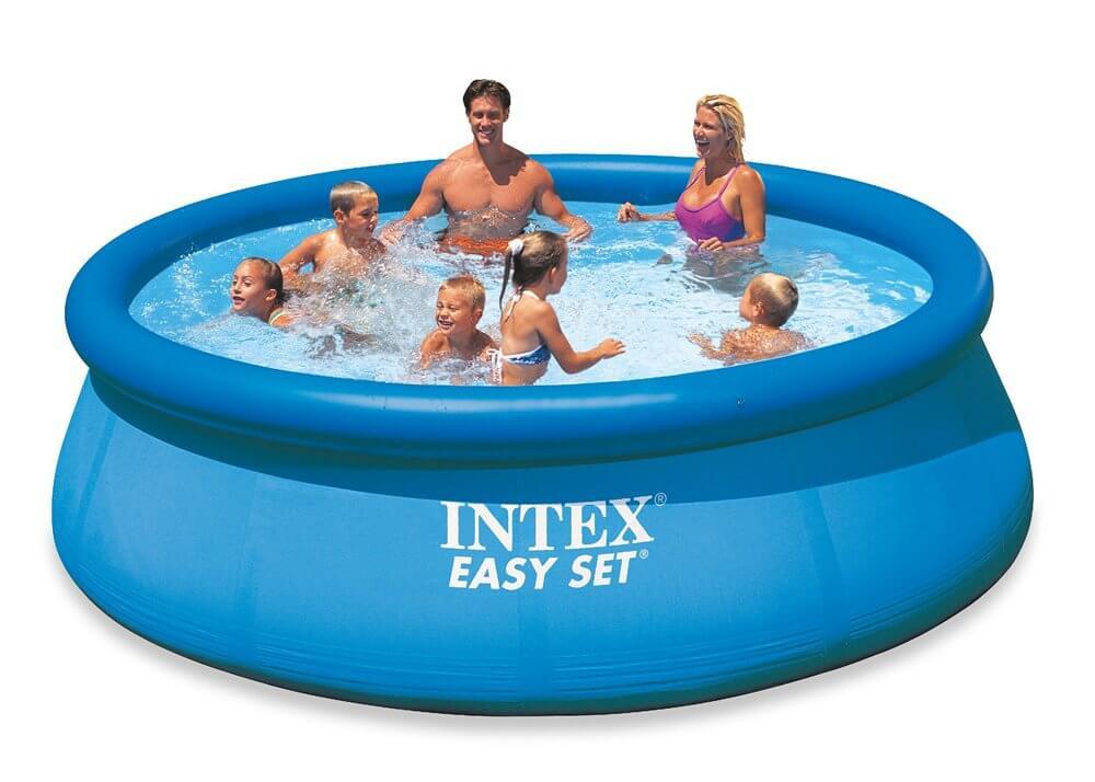 Бассейн надувной INTEX EASY SET , 366х76 см 28130 - фото 1