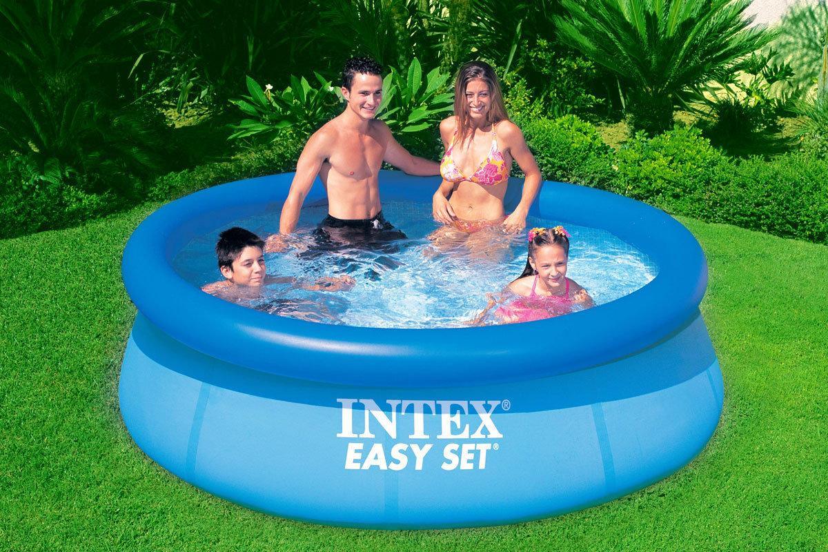 Бассейн надувной INTEX EASY SET , 366х76 см 28130 - фото 3