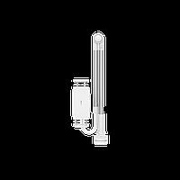 Держатель для планшета Baseus Otaku Life Rotary Adjustment Lazy Holder серебристый