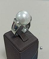 Кольцо с жемчугом Майорка / 18,5 размер