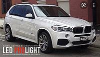 Переходные рамки BMW X5 [2013-2018] под линзы Hella 3r/5r, Би-Лед