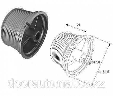 Барабан для стандартного подъема м 134 н=5500 мм